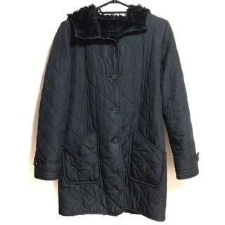 ロートレアモン(LAUTREAMONT)のロートレアモン コート サイズ40 M 黒(その他)