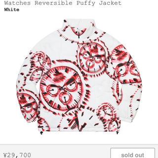 Watches Reversible Puffy Jacket week5(ダウンジャケット)