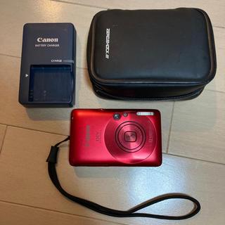 Canon - Canon デジタルカメラ IXY DIGITAL 210IS ケースつき