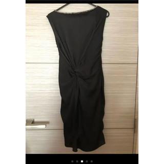 セシルマクビー(CECIL McBEE)のCECIL McBEE ワンピース ドレス(ミディアムドレス)