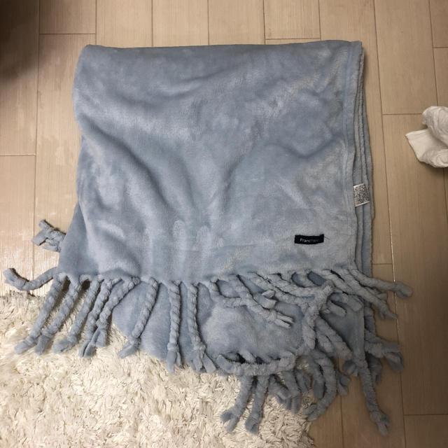 Francfranc(フランフラン)のフランフラン ブランケット キッズ/ベビー/マタニティのこども用ファッション小物(おくるみ/ブランケット)の商品写真