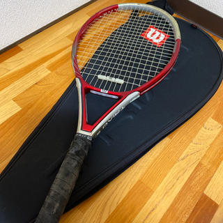 ウィルソン(wilson)のWilson  triad5 テニスラケット ウィルソン テニス ラケット(ラケット)