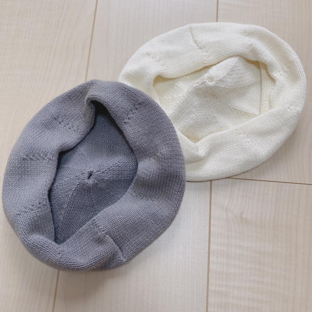 futafuta(フタフタ)のutakatadeco ベレー帽 キッズ/ベビー/マタニティのこども用ファッション小物(帽子)の商品写真