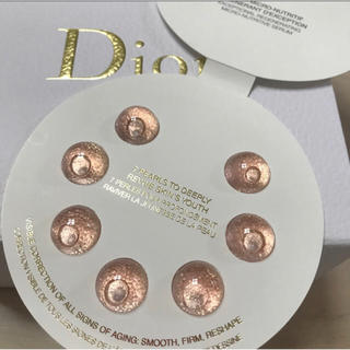 クリスチャンディオール(Christian Dior)のDior  プレ ステージ ユイルドローズ(美容液)