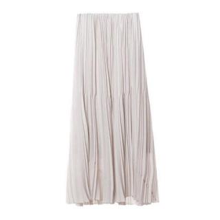 ユナイテッドアローズ(UNITED ARROWS)のアストラット プリーツスカート(ロングスカート)