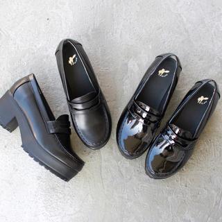 バブルス(Bubbles)の❤︎ loafer ❤︎(ローファー/革靴)