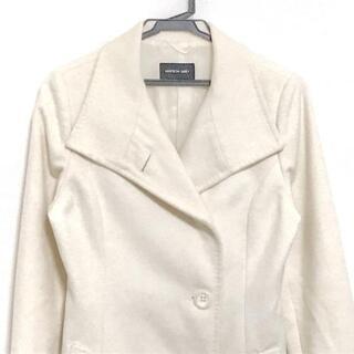 メイソングレイ(MAYSON GREY)のメイソングレイ コート サイズ2 M 白 冬物(その他)