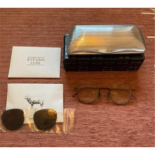 Ayame - 美品☆EYEVAN 7285☆メガネ モデル151