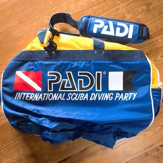 PADI  ドラムバック 非売品(ドラムバッグ)