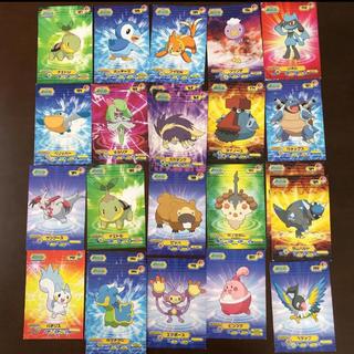 ポケモン(ポケモン)のポケモン ブロマイドガム DP まとめ売り 43枚 ファイル付き(カード)