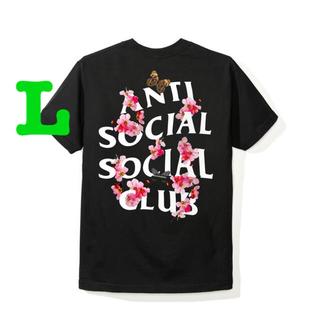 アンチ(ANTI)のLサイズ  Kkoch Black Tee(Tシャツ/カットソー(半袖/袖なし))