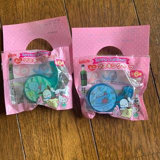 サンリオ(サンリオ)のマスキングテープ シナモン ポチャッコ(テープ/マスキングテープ)