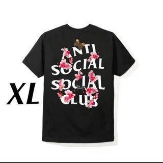 アンチ(ANTI)のXLサイズ  Kkoch Black Tee(Tシャツ/カットソー(半袖/袖なし))