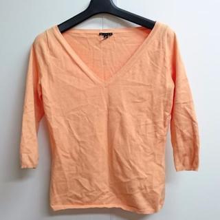 セオリー(theory)のセオリー 七分袖セーター サイズ2 S(ニット/セーター)