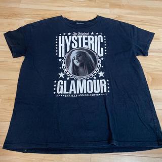 ヒステリックグラマー(HYSTERIC GLAMOUR)のヒステリック ビックシルエットTシャツ(Tシャツ(半袖/袖なし))