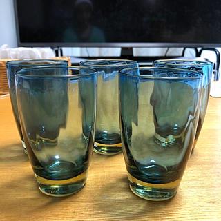 スガハラ(Sghr)の北一硝子 コップ 5つ(グラス/カップ)