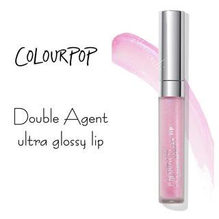 カラーポップ(colourpop)のcolourpop 🧚♀️ double agent(リップグロス)