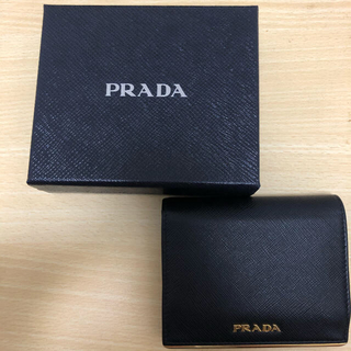 PRADA - PRADA 財布 二つ折り