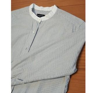 MARGARET HOWELL - MARGARET HOWELL ストライプシャツ