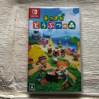 Nintendo Switch - あつまれどうぶつの森 switch あつ森