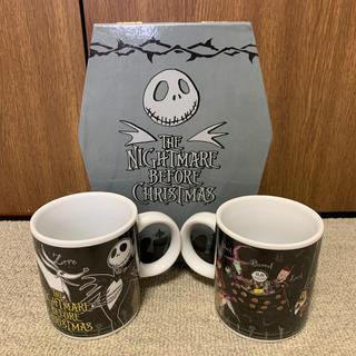 ディズニー(Disney)のナイトメア・ビフォア・クリスマス マグカップ(キャラクターグッズ)