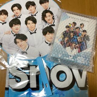 Johnny's - SnowMan盤 素顔4 DVD  &  8.8限定タオル セット!