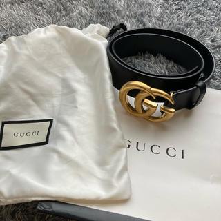 Gucci - GUCCI ベルト GGベルト 正規品 最終値下げ!!