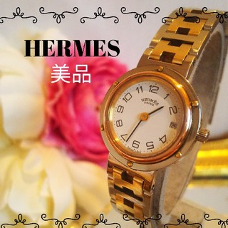 Hermes - HERMES時計 ROLEX Cartier GUCCI CHANELオメガ