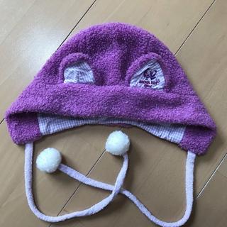 アナスイミニ(ANNA SUI mini)のANNA SUI mini(アナスイミニ)ネコ耳 帽子(帽子)