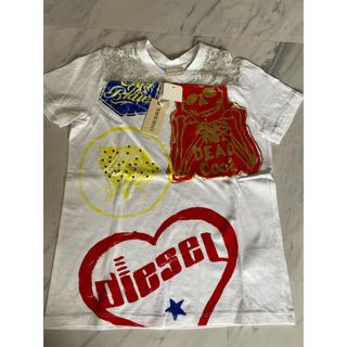 ディーゼル(DIESEL)のDIESEL レースカットソー(Tシャツ/カットソー)