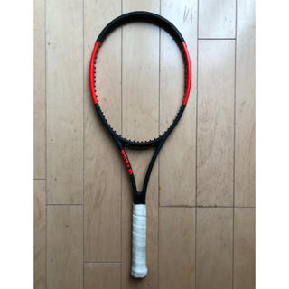 ウィルソン(wilson)の硬式テニスラケット(中古) Wilson ProStaff 97(ラケット)
