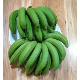 甘く美味しい!沖縄北部産 台湾系島バナナ(3尺バナナ) 1kg♪(フルーツ)
