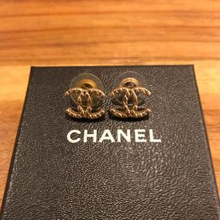 シャネル(CHANEL)のシャネル ココマーク ピアス 両耳(ピアス)