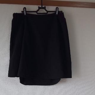 ココディール(COCO DEAL)のオフショルトップス黒(カットソー(長袖/七分))