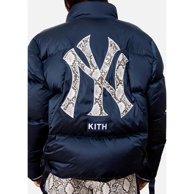 Supreme(シュプリーム)のKITH×MLB コラボ ダウンジャケット メンズのジャケット/アウター(ダウンジャケット)の商品写真