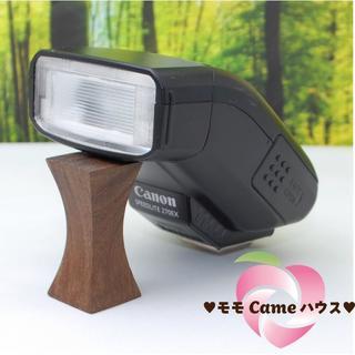 キヤノン(Canon)のキャノン小型軽量ストロボ☆【スピードライト 270EX】1081-1(ストロボ/照明)