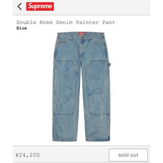 シュプリーム(Supreme)のSupreme Double Knee Painter Pant(ペインターパンツ)