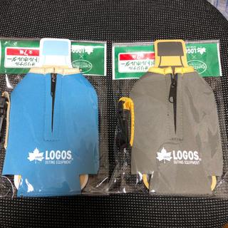 ロゴス(LOGOS)のサントリーボス ✖︎ LOGOS オリジナルボトルホルダー(ノベルティグッズ)