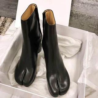 マルタンマルジェラ(Maison Martin Margiela)のMaison Margiela マルジェラ 足袋バレエシューズ(ローファー/革靴)