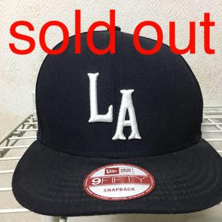 ロンハーマン(Ron Herman)の美品 数量限定 Ron Herman×NEW ERA SNAPBACK CAP(キャップ)