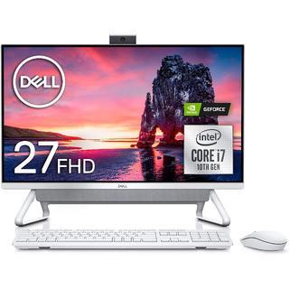 デル(DELL)のDell デスクトップパソコン Inspiron 7790 Core i7 シル(デスクトップ型PC)