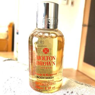 モルトンブラウン(MOLTON BROWN)の【モルトンブラウン】ボディウォッシュ(ボディソープ/石鹸)