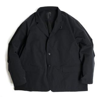 ワンエルディーケーセレクト(1LDK SELECT)のdaiwa pier39 loose stretch jacket blk L(テーラードジャケット)
