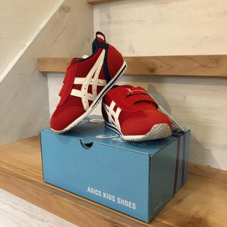 アシックス(asics)の新品・未使用‼︎  アシックス ベビー靴 15センチ(スニーカー)