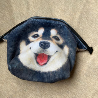 FELISSIMO - FELISSIMO 柴犬 ポーチ