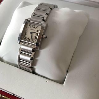 Cartier - 定番品【Cartier カルティエ】タンク 腕時計 *レディース