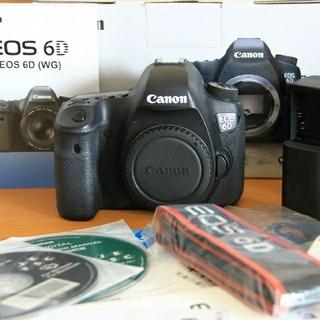 Canon - キヤノン  CANON EOS 6D  元箱付美品