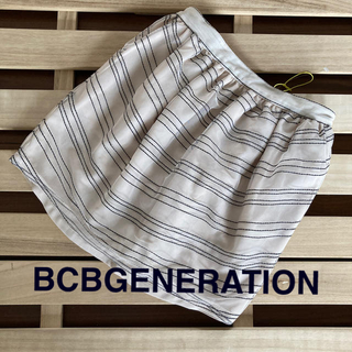 ビーシービージーマックスアズリア(BCBGMAXAZRIA)のBCBGENERATION スカート (ミニスカート)