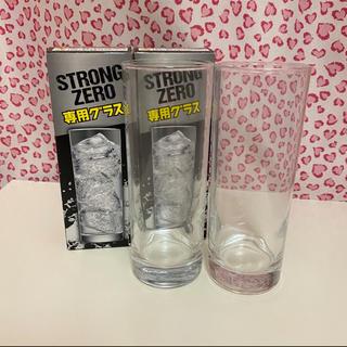 サントリー(サントリー)の新品 非売品 STRONG ZERO  専用グラス サントリー 2個セット(グラス/カップ)