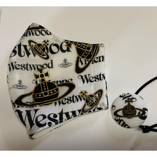 ヴィヴィアンウエストウッド(Vivienne Westwood)のインナーマスク とくるみボタンヘアゴム(その他)